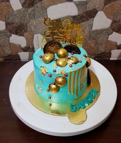 Fresh Cake, Chocolate Mud Cake, Anniversary Cakes, Blue Cakes, Cake Delivery, Drip Cakes, Cake Designs, Best Sellers, Fondant