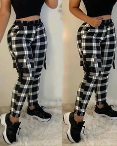 Boujee Outfits, Swag Outfits For Girls, Cute Casual Outfits, Fashion Outfits, Rasta Dress, Mode Adidas, Diva Fashion, Womens Fashion, Suspender Pants
