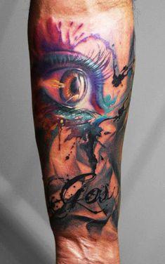 Tattoo by Antonio Proietti | Tattoo No. 6851