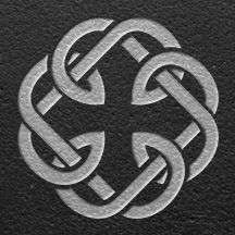 Celtic symbol meaning father & daughter if I ever considered tattoos I think this one would be a good fit Dad Tattoos, Symbol Tattoos, Celtic Tattoos, Future Tattoos, Body Art Tattoos, Tatoos, Irish Tattoos, Celtic Knot Tattoo, Wiccan Tattoos