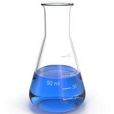 erlenmeyer flask set of 5 borosilicate glass products pinterest