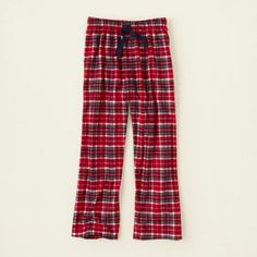 boy - sleep & underwear - red plaid sleep pants | Children's Clothing | Kids Clothes | The Children's Place