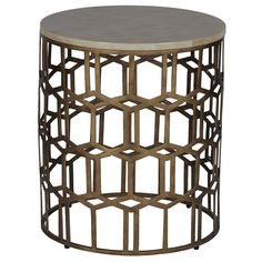 Gabby Furniture Carmen Side Table