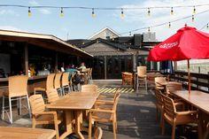 Thai Rock | Queens | Restaurants Nyc Bucket List, Rock Queen, Jamaica, Queens, Restaurants, Patio, The Originals, Outdoor Decor, Home Decor