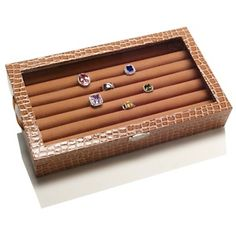 Hsn Jewelry Boxes Stunning Colleen's Prestige™ Dangle Earrings Jewelry Box At Hsn Inspiration