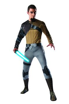 Rubies Costume Mens Star Wars Rebels Adult Kanan Multicolor Standard >>> Check out the image by visiting the link.