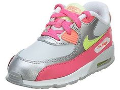 cef28a2ec1 ... switzerland nike air max 90 ltr td toddler 724823 002 black grey shoes  sneakers baby size
