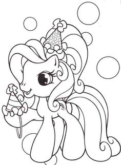 images about My little pony kleurplaten on Pinterest | My Little Pony ...