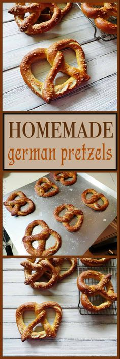 I've made these homemade German pretzels several times over the years. This … I've made these homemade German pretzels several times over the years. This authentic German pretzel recipe is easy to make at home and you'll love them! Bretzel Recipe, Authentic German Pretzel Recipe, German Pretzels Recipe, German Soft Pretzel Recipe, Easy Pretzel Recipe, Pretzel Bread Recipes, Pretzel Snacks, Deutsche Desserts, Bavarian Pretzel