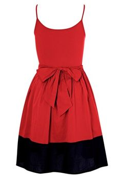 Marionette Mix Strappy Dress
