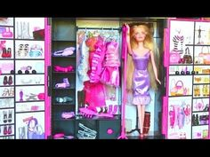 The Product Life Cycle of a Barbie Doll - YouTube