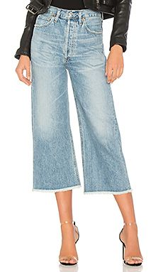 New Citizens of Humanity Emma Wide Leg Crop online. Find the  great One Teaspoon Clothing from top store. Sku wofs81849gdfq45811