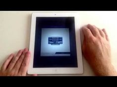 Aurasma iPad app tutorial