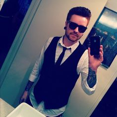 Matty Mullins, I actually got to meet him once and he is one of the coolest people I have ever meet and he i also a huge inspiration.