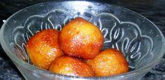 Bread Gulab Jamun Recipe homemade