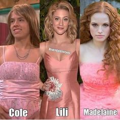 Who wore pink better? . . . . . . . . . . . . . . . . #riverdale #tvshow #disney #madelainepetsch #lilireinhart #veronicalodge #bettycooper #cherylblossom #varchie #bughead #colesprouse #jugheadjones #archieandrews #kjapa #like4like #follow4follow #l4l #disney #fashion #likeforlike #strangerthings #disney #pll #prettylittleliars #boyfriend
