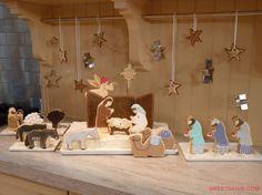 dani b nativity sugar cookies - Google Search