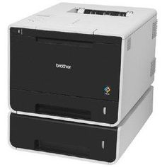 Brother Printer HLL8350CDWT Wireless Color Laser Printer