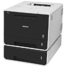 Brother Printer HLL8350CDWT Wireless Color Laser Printer