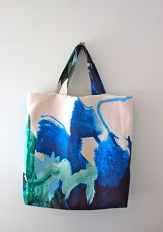 Digitally printed tote bag - Shilo Engelbrecht