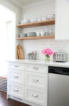 91 Best Kitchen Open Shelving Images On Pinterest In 2018 Dining Rooms Houses And Ideas