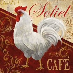 Rooster Kitchen Decor | Kitchen Decorations: Roosters