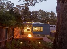Christi Azevedo of Azevedo Design took on the task of renovating Douglass Park - a 70s home - into a more open and inviting space. And the first thing...
