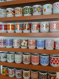 Pretty Little, Childhood Memories, Old School, Print Patterns, Mugs, Cool Stuff, Vintage, Mid Century, Collection