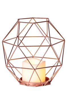 Lampion na świeczkę Edge // Star Trading // Halens Home