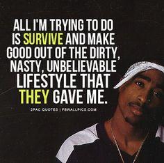 Tupac shakur dear momma lyrics