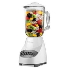 Special Offers - Black & Decker BL2010WG 10 Speed Glass Blender White - In stock & Free Shipping. You can save more money! Check It (June 08 2016 at 12:38AM) >> http://standmixerusa.net/black-decker-bl2010wg-10-speed-glass-blender-white/