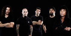 Bloodstock: Anthrax and more announced for 2016   RAMzine