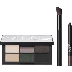 NARS NARSissist Hardwired Eye Kit ($54) ❤ liked on Polyvore featuring beauty products and hardwired