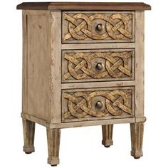 Mattress Stores Tyler Tx Seven Seas Three-Drawer Chest by Hooker Furniture. Available to custom ...