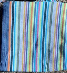 Kikoy Pull-ons - Striped - Terra Blue Stripe / Small