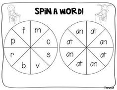 Short Vowel Practice- a I can see hours of fun with this... And I'm not even talking about for the kiddos..
