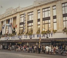 Alders In Croydon Surrey England For The Queen's 25 Jubilee In 1977 Croydon London, 1970s Aesthetic, Party World, Old London, London Photos, Local History, Surrey, Old Photos, Landscape Photography