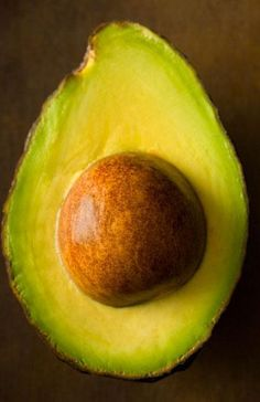Foods with healthy oils like avocados will help give your skin a natural glow.
