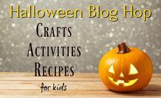 Mindful Halloween Activities   Halloween Hop