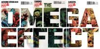 The Omega Effect 1 2 3 2nd printings complete set ---> shipping is $0.01!!!