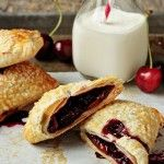 Cherry Hand Pies Recipe | My Baking Addiction