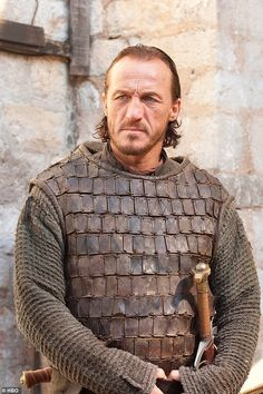 Bronn - Jerome Flynn - Game of Thrones. Now that my sexy old bear is gone, bronn is my favorite fella. Jerome Flynn, Bronn Game Of Thrones, Got Game Of Thrones, Hbo Series, Best Series, Valar Morghulis, Winter Is Here, Winter Is Coming, Jon Snow