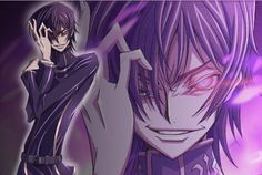 Lelouch...making psychotic look good.....anime is seriously distorting my judgement