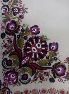 Folk Embroidery, Motifs, Hungary, Folk Art, Patterns, Embroidery, Block Prints, Popular Art, Pattern