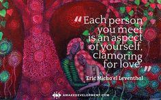 Each Person You Meet -
