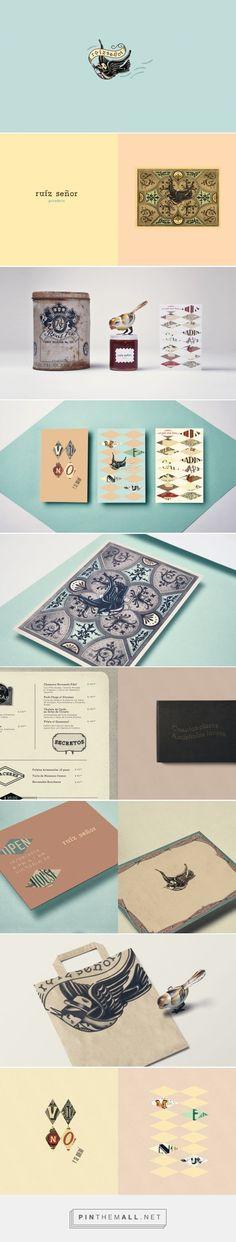 Ruisenor Cafe Branding and Menu Design by Edtudio Yeye®   Fivestar Branding Agency – Design and Branding Agency & Inspiration Gallery