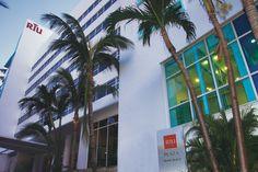 Riu Plaza Miami Hotel, the frist city hotel from RIU hotels at the USA.