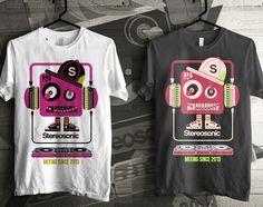 Stereosonic T-shirt Design Contest Winner: ArtDsg