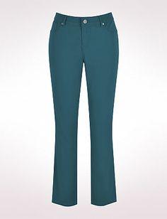 Basic 5-Pocket Jeans   Dressbarn