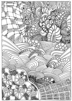 ≡ 2 August 2015 National Coloring Book Day